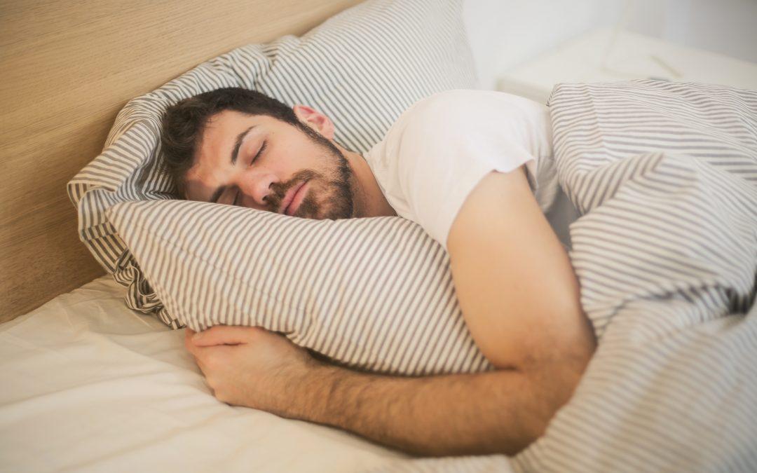 sleep apnea male performance